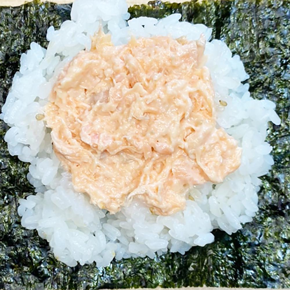 鮭マヨネーズ